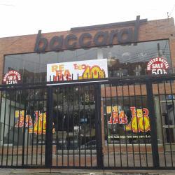 Baccarat Niza en Bogotá