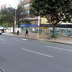 Banco de Bogotá Parque de la Independencia en Bogotá