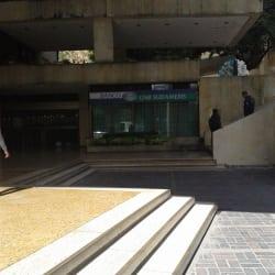 Banco GNB Sudameris Centro Internacional en Bogotá