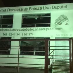 Academia Francesa De Belleza Lisa Duputel en Bogotá