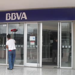 Banco BBVA Niza en Bogotá