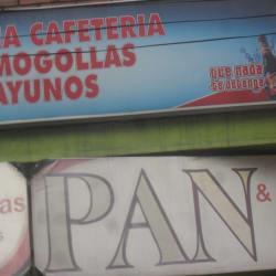 Cafetería Pan y Mogollas en Bogotá