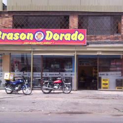 Brason Dorado en Bogotá