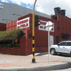 Carbón de Palo en Bogotá