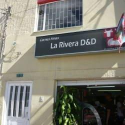 Carnes Finas La Rivera D&D en Bogotá