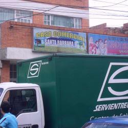 Casa Comercial Santa Bárbara  en Bogotá