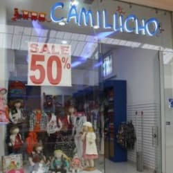Camilicho Hayuelos en Bogotá