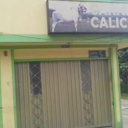 Carnes Caliche  en Bogotá