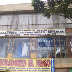 Carburadores El Mago en Bogotá