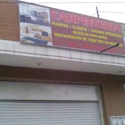 Carpintería Carrera 76 con 78 en Bogotá