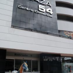 Centro Comercial Plaza 54 en Bogotá
