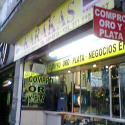 Casa Comercial Karakas en Bogotá