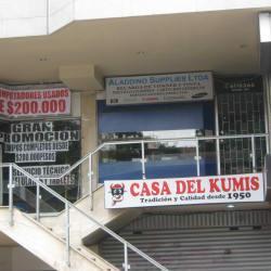 Casa del Kumis Carrera 15 con 78 en Bogotá