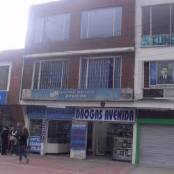Centro San Gregoriano en Bogotá