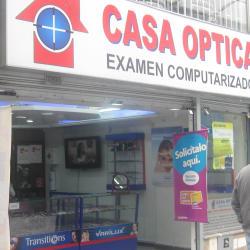 Casa Óptica en Bogotá