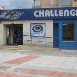 Challenger Calle 116 en Bogotá