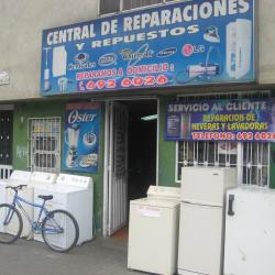 Central de Repuestos en Bogotá