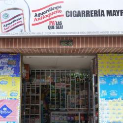 Cigarrería Mayra en Bogotá