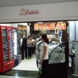 Cigarrería Diana en Bogotá