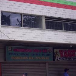 Cigarrería Siglo XXI en Bogotá