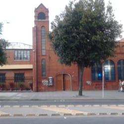Capilla Ave María en Bogotá