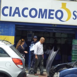 Ciacomeq en Bogotá