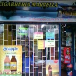 Cigarrería Marvella en Bogotá