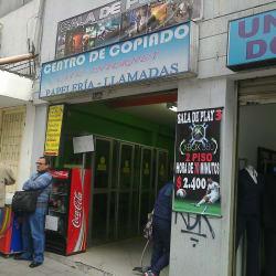 Centro de Copiado Copy Center JN en Bogotá
