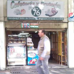 Punto 76 en Bogotá