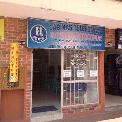 Cabinas Telefónicas Internet Carrera 8 con 160A en Bogotá