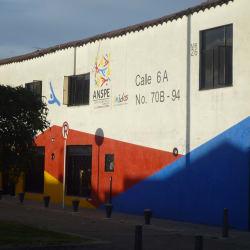 Anspe en Bogotá