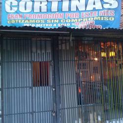 Almacén de Cortinas  en Bogotá