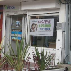 City Optica en Bogotá