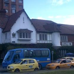 Casa UPTC en Bogotá