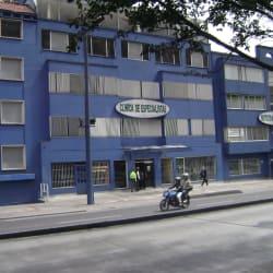 Clínica De Especialista en Bogotá