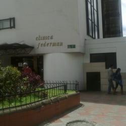 Clínica Federman  en Bogotá