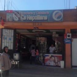 Panadería y Cafetería La Napolitana en Bogotá