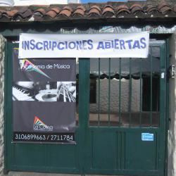 Academia De Música La Colina en Bogotá