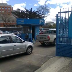 City Parking Calle 100 en Bogotá