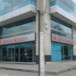 Banco Davivienda Calle 109 en Bogotá