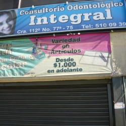 Consultorio Odontológico Integral  en Bogotá