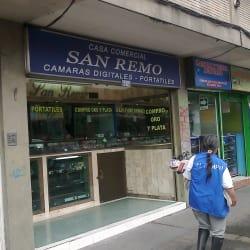 Casa Comercial San Remo en Bogotá