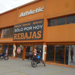 Athletic Américas en Bogotá