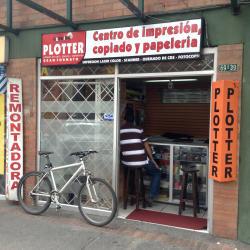 Centro impresión copiado y papelería en Bogotá