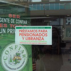 Confiar Marly Cooperativa Financiera  en Bogotá