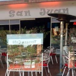 San Juan Café Bar en Bogotá