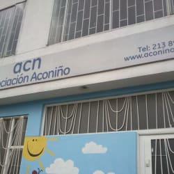 Asociación Aconiño  en Bogotá