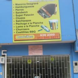 Curramba en Bogotá