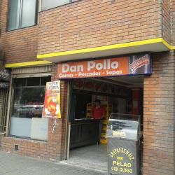 Dan Pollo en Bogotá