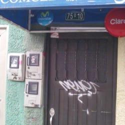 Comcel Movistar Tigo Cabinas en Bogotá